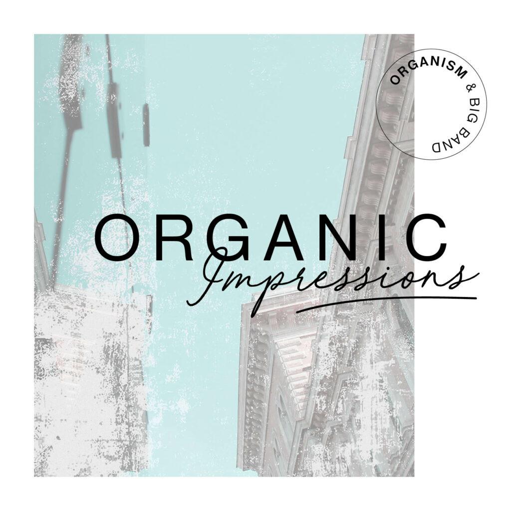 Organic Impressions, cd, album